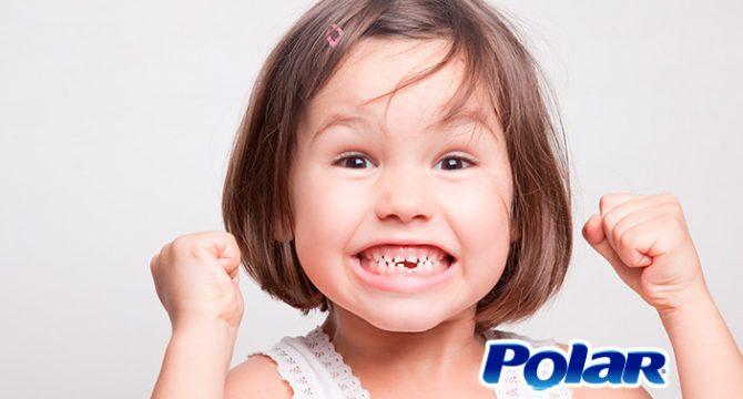 Ayuda a tus hijos a mantener dientes sanos - Polar Ecuador