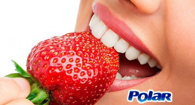 Los mejores trucos para mantener tus dientes blancos | Polar Ecuador